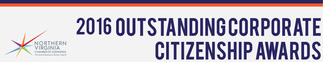 2016 Outstanding Corporate Citizenship Awards