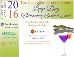 Controller Forum Leap Day Invite