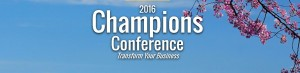 Champions Conf Banner