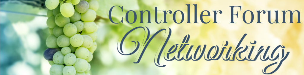 Controller Forum Networking Banner