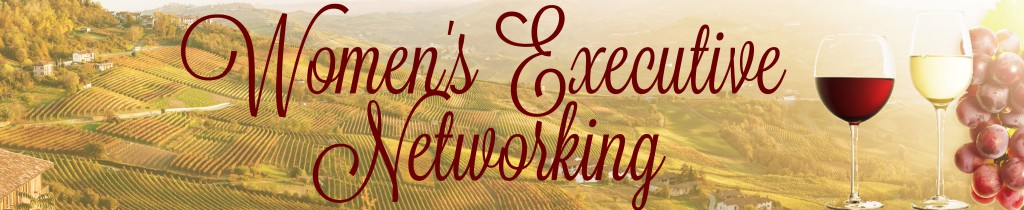 Women's Executive Networking Banner
